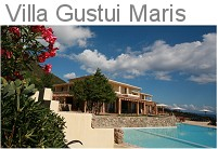 Villa Gustui Maris